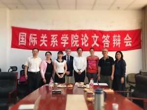 Yating Zhao Double PhD Political Sciences May2017